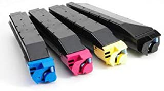 Clearprint TK8307K, TK8307C, TK8307M, TK8307Y Compatible Color Toner Set for Kyocera TASKalfa 3050ci, 3550ci, 3051ci, 3551ci