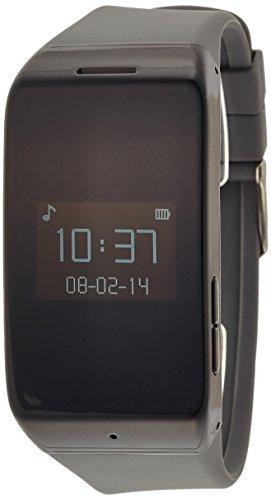 MYKRONOZ Smartwatch mit Activity und Schlaf-Tracker ZeWatch2, KRZEWATCH2-GREY