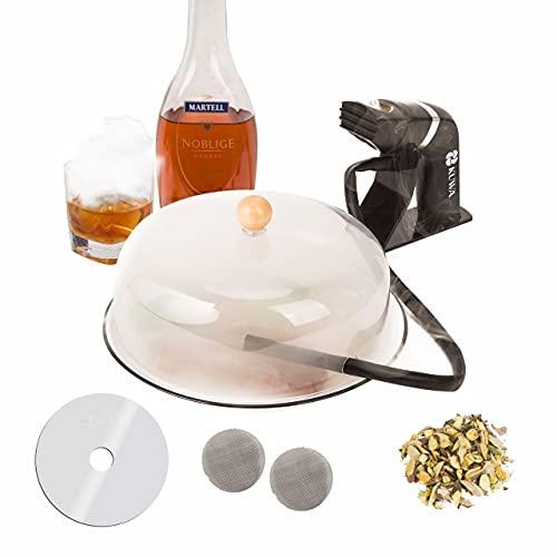 Kuwa Cocktail Smoker Kit | Smoking Gun, Food Smoker Gun, Smoke Gun| Drink...