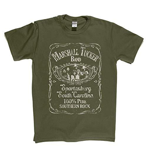 New The Marshall Tucker Band T Shirt Funny Vintage Gift for Men Women