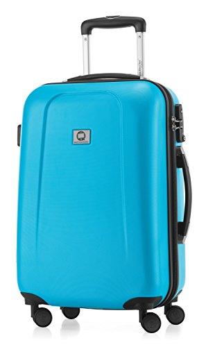 HAUPTSTADTKOFFER Trolley, color Azul Claro, 55 cm