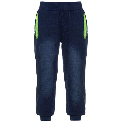 BEZLIT Pumphose Harem-Hose Jeans Style Mädchen Sporthose Freizeit Optik 21795 Größe 116