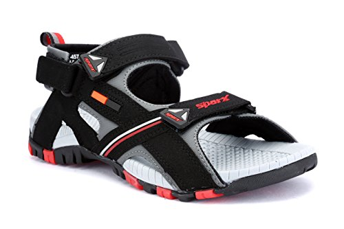 Sparx Men's BKRD Sandals-8 UK/India (42 EU) (SS0457G)