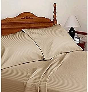 4 PCs Bed Sheet Set 600 Thread Count 6