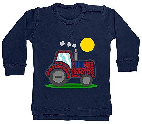 HARIZ Pull pour bébé Tracteur Soleil Véhicule Tracteur avec carte cadeau