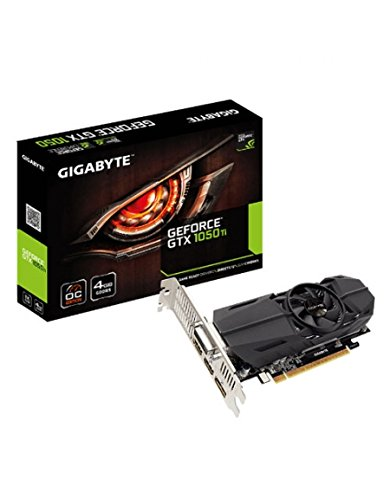 Gigabyte GeForce GTX 1050 Ti OC Low Profile 4G