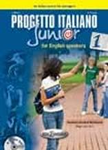 Progetto Italiano Junior: Libro+Quaderno+CD for English Speakers (Level A1) (Italian Edition) by Unknown (2010-08-24)