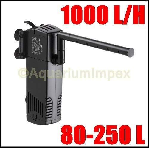 Aquarline Resun Magi-100 Internal Power Filter, 1000 Liter/Hour
