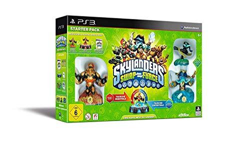 Skylanders Swap Force Starter Pack - PS3