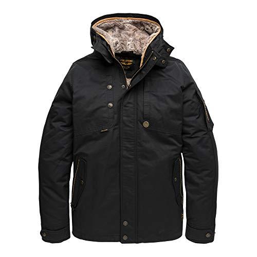 PME Legend Hooded Jacket Snowpack - Winterjacke, Größe_Bekleidung:XXL, Farbe:Anthracite