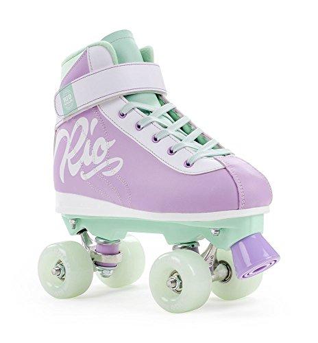 Rio Roller milkshake skotor unisex barn 34 flera färger (minskbär)