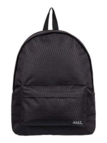 Roxy Sugar Baby Textured Anthracite Backpack