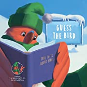 Guess the Bird – Sammy, The Bird Watcher, in Antarctica : A game show story that inspires children's interest in wild birds and makes them think about how we are all important.
