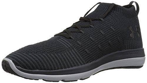 Under Armour Running UA Slingflex Rise, Zapatillas para Correr de Diferentes Deportes Hombre, Negro Black 001, 42 EU