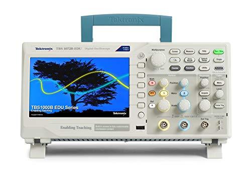 Tektronix - Osciloscopio digital de almacenamiento (70 MHz, frecuencia de muestreo 1GS/s, 2 canales, longitud de grabación de 2.5K