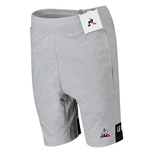 Le Coq Sportif Ess Regular Short N°1 M – Men's Shorts, Mens, Shorts, 2011181_XL, Light Grey, XL