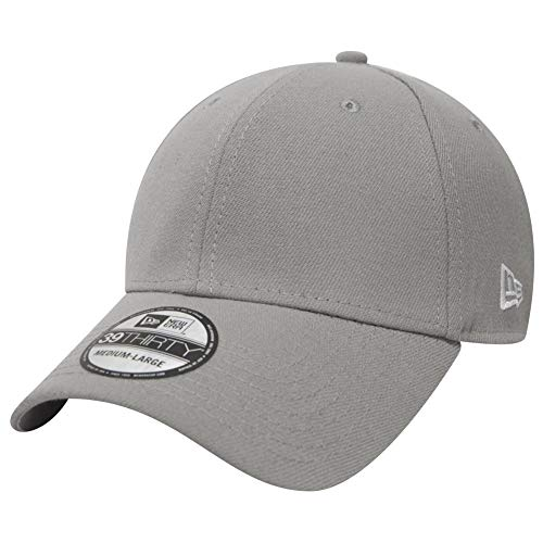 New Era 39Thirty Stretch-Fit Cap - NE Flag Gris