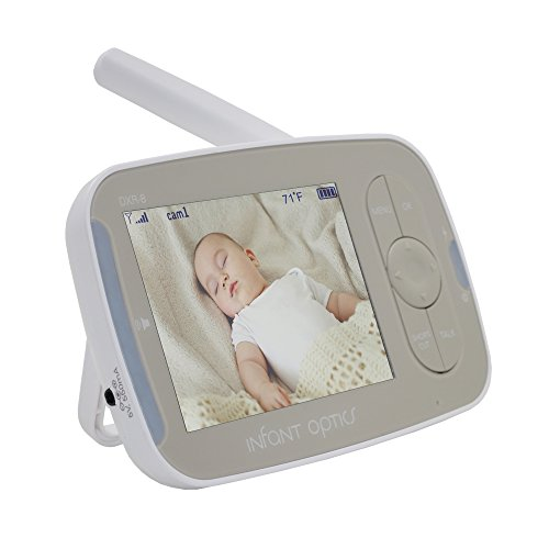 Infant Optics DXR-8 Standalone Monitor Unit ONLY v2.1 with Round-Pin Charging Port (Without Camera Unit and Battery)