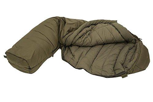 Carinthia Wilderness Schlafsack L Olive 2021 Quechua Schlafsack