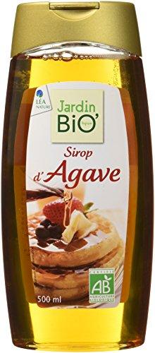 Jardin BiO étic Sirop d'Agave 500 ml