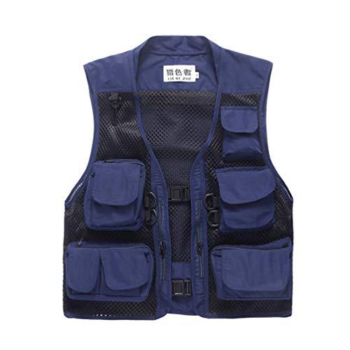 DBWIN Fly Fishing Vest Pack Rett...