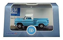 Year of Construction : 1965 scale : 1:87 Type : Ready-made Material : Metal / plastic Brand : Chevrolet