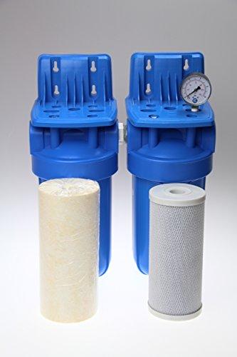 Quellklar Eisenfilter und Manganfilter für Brunnenwasser