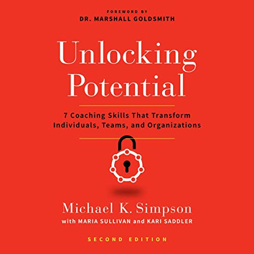 Unlocking Potential, Second Edition cover art