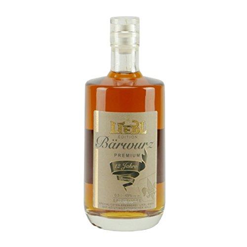 Liebl Premium Bärwurz 9+3 Jahre Bourbon & Olorosofass