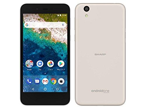 SoftBank Android One S3 ホワイト 白ロム