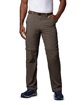 "Columbia Men's Silver Ridge Convertible Pants, 34"" x 30"", Major"