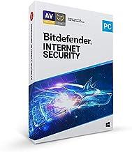 Bitdefender Internet Security   3 dispositivos   1 año   PC   EN