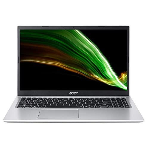 Acer (17,3 Zoll Full-HD) Notebook (Intel Pentium™ Silber N6000 Quad-Core mit 3.30 GHz, 8GB DDR4,...