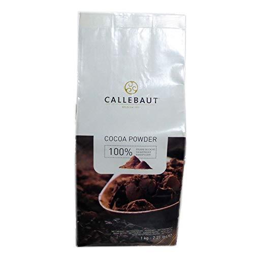 Callebaut 1 kg de poudre de cacao