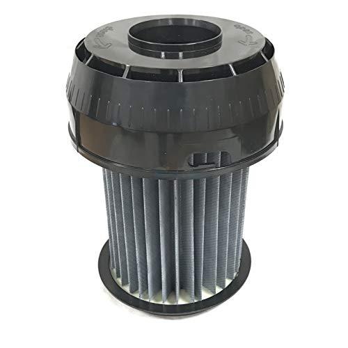 Filter, Hepa-Filter passend für Siemens Bosch Serie Roxx´x BGS6 VSX6 - alternativ 00649841, 649841 von Microsafe®