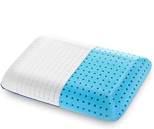 SENOSUR Memory Foam Kissen 80x40cm, Nackenstützkissen können den Nackenschmerzen