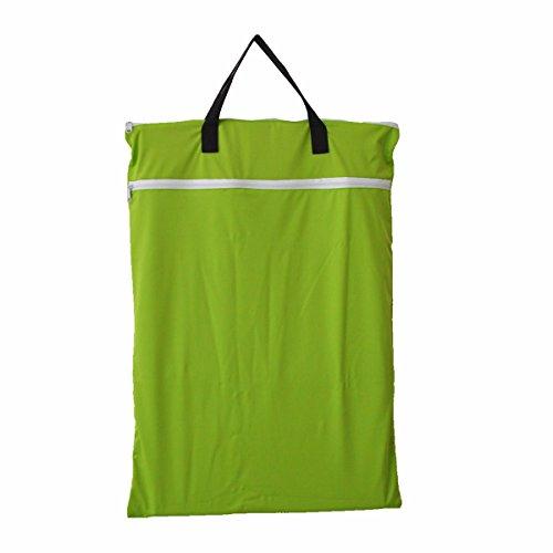 Grande à suspendre Chiffon humide/sec Diaper Seau Sac pour réutilisables couches ou à linge