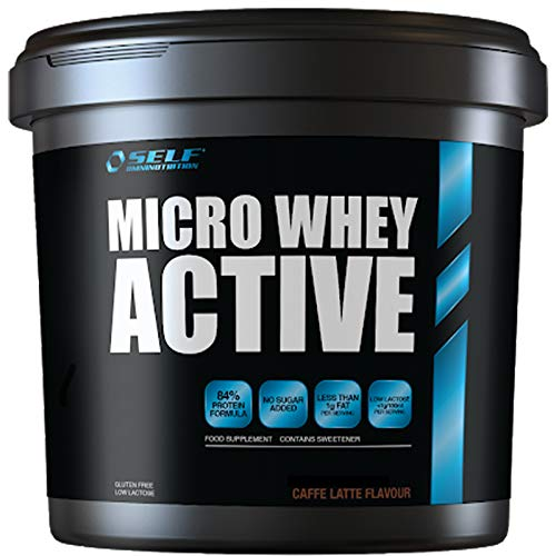 100% Micro Whey Active 2 kg Caffellatte
