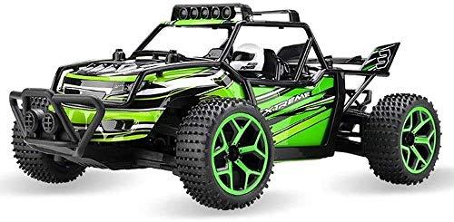 wangch Coche RC 2.4Ghz Todo terreno Coche de carreras de alta velocidad Escala 1:18 20Km / h Vehículo todoterreno Buggy Coche de juguete, Coche de control remoto para niños Regalo de cumpleaños,