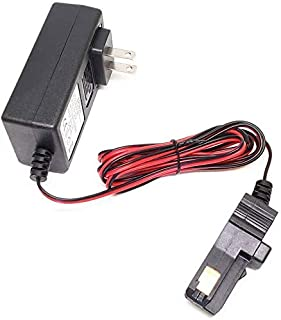 New AC/DC Adapter Charger for Power Wheels J4390 Red Ford Mustang
