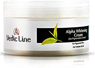 Vedicline Alpha Whitening Cream (De-Pigmentation Cream), 50ml