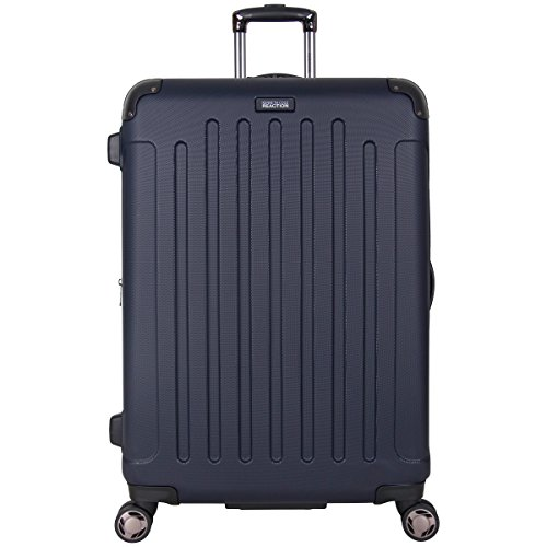 Kenneth Cole Reaction Renegade 28' ABS Expandable 8-Wheel Upright, Navy, inch Checked