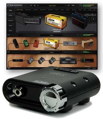 Yamaha POD Studio GX (Professionelle Gitarrenaufnahmen, unschlagbare POD-Sounds)