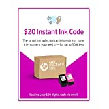 HP Instant Ink $20 Prepaid Code - Ink and toner subscription service