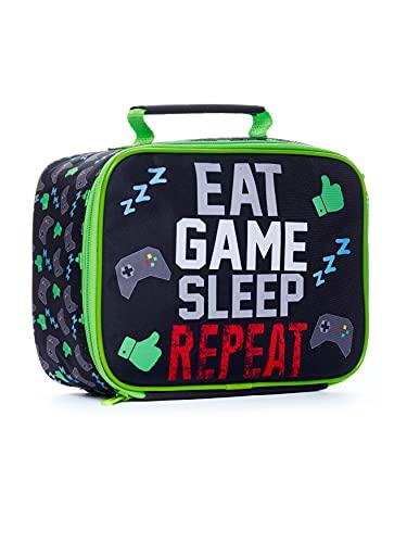 Eat Game Sleep - Bolsa de almuerzo para...