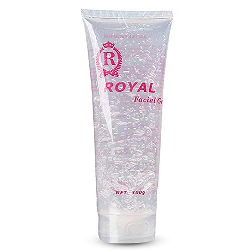 Cooling Gel for Laser Hair Removal - RF Gel for Radio Frequency Machine - Massage Therapy Cream for Women& Men - Royal Facial Gel Clear