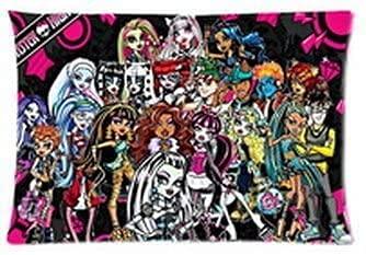 SHAA Funda de almohada Monster High (50 x 75 cm)