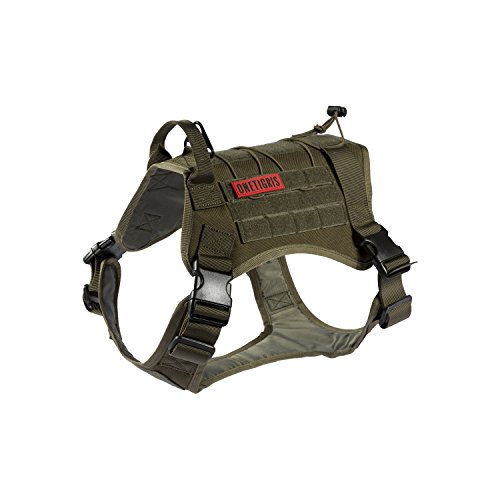 OneTigris Tactical Dog Harness - Fire Watcher...