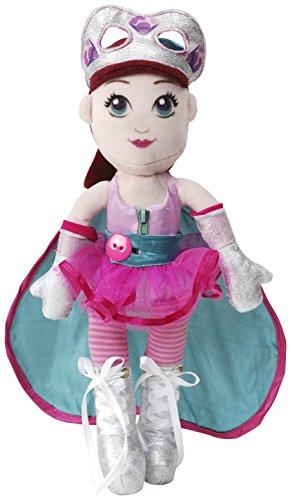 Madame Alexander Dress Me Super Hero Princess Brunette Doll