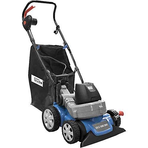 Güde 3IN Aspiradora GFLS 1600 3 en 1 W, Azul y Negro